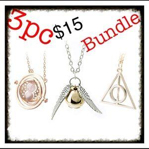 Jewelry - ⚡️Fashion Jewelry 3pc set. Necklaces ⚡️