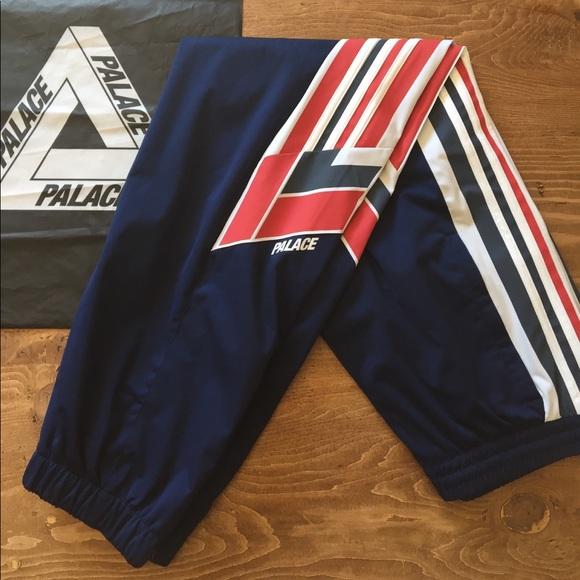 84b0b5d3 Palace Pants   Adidas X Shell Track Size Medium   Poshmark