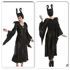 Disney Maleficent Deluxe Costume M