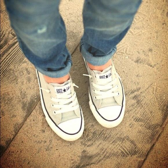 091aefc5a0ef Converse Shoes - Converse Shoreline light grey tan Women s 6 FIRM