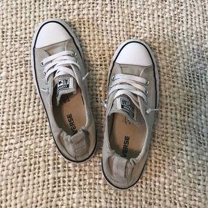 5bf3a8dd26e Converse Shoes - Converse Shoreline light grey tan Women s 6 FIRM