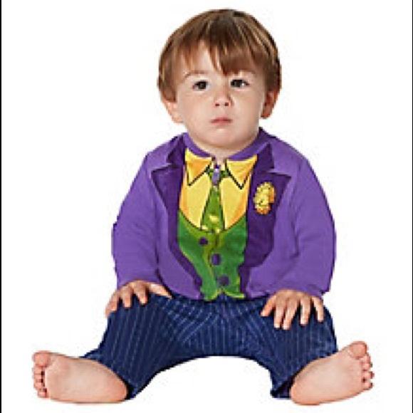Joker costume for infant  sc 1 st  Poshmark & Batman Costumes | Joker Costume For Infant | Poshmark