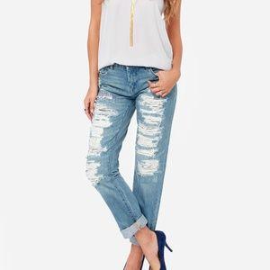 Blank NYC Galaxy Jean (Size 25)