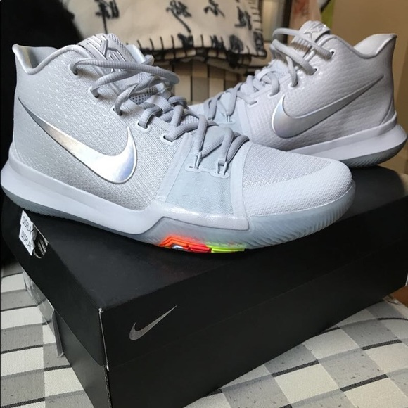 c97102391968 aliexpress kyrie 3 time to shine for sale today 5680f bb24d
