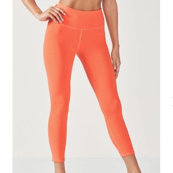 952771572c3495 Fabletics Pants | New Lisette High Waist 78 Capri Legging | Poshmark