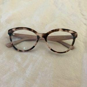 f4de582899 Prada Accessories - Prada Pink Havana PR 11RV Eyeglasses