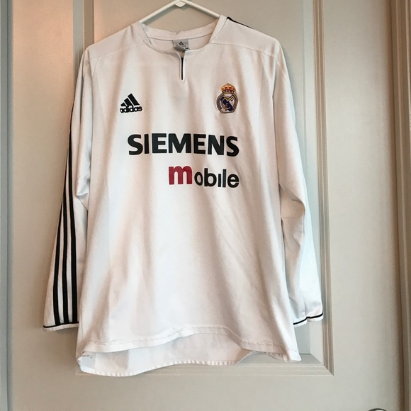 size 40 57bc3 8fd04 David Beckham Real Madrid Jersey impression.