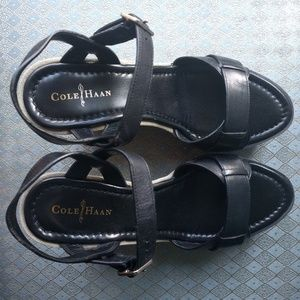 Cole Haan 'Paley' High Wedge