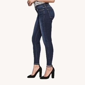 Gap Mid-rise Skinny Jeans
