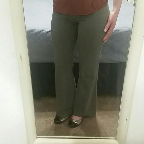 Joe Benbasset Pants Grey Juniors Flare Dress Tall Poshmark
