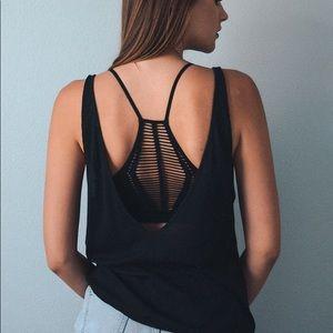 1 more🔥 back strappy bralette