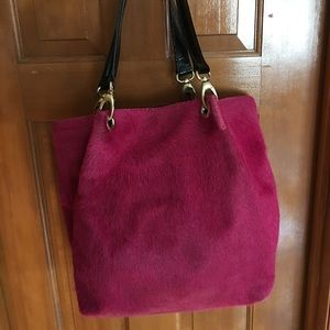 Handbags - Italian Calf Hair Purse