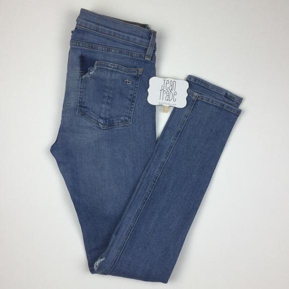 rag & bone Denim - rag & bone jean skinny La Costa