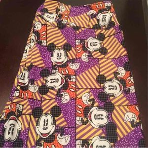 Lularoe Disney Leggings TC New
