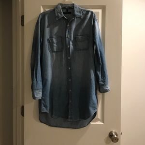 J Brand Denim Dress