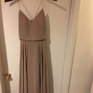 Jenny Yoo Inesse Bridesmaid Gown