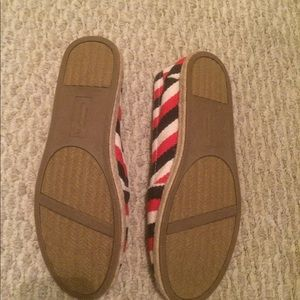 American Eagle Outfitters Shoes - American Eagle Striped Canvas Shoes