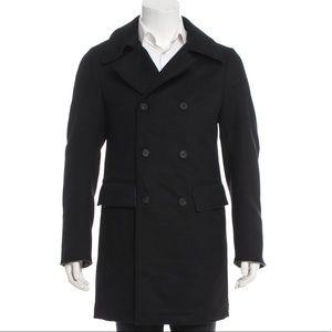 ARI Double Breasted Men's Coat. Large BNWT
