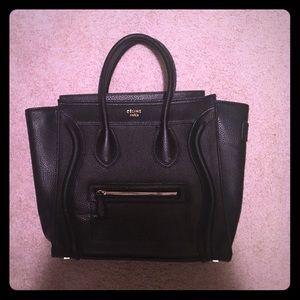 Handbags - Phantom inspired bag