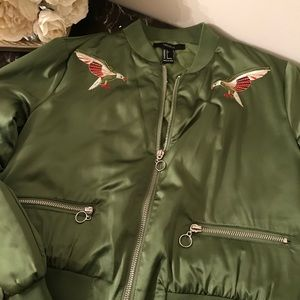 New, still with tags Bomber Jacket