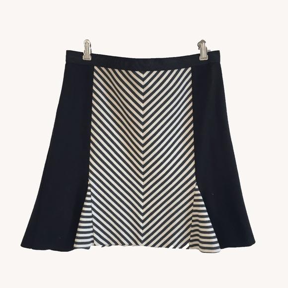 LOFT Dresses & Skirts - Loft Chevron Skirt