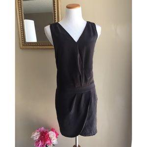 J. Crew Silk Wrap Style Dress