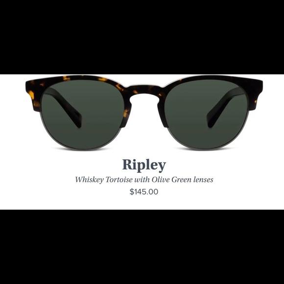 92b894c1d8 Warby Parker - Ripley Sunglasses. M 59a4c96199086af7fe007ac2