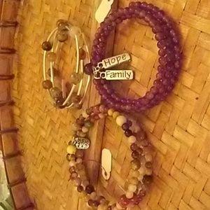Bracelets Sold Separately or Bundled