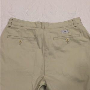 Vineyard Vines Pants - Men's 30x30 Vineyard Vines Khaki Club Pant