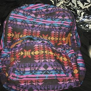 Tribal back pack