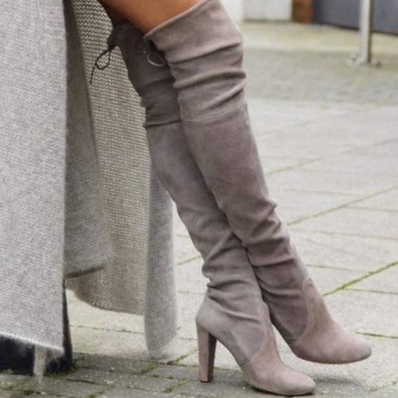 97f633d20ab Steve Madden Gorgeous Thigh High Boots. M 59a4cf574e95a3a9b500ceca