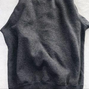 b3d80d4d LRG Iron Camo Lion Charcoal Crew Neck Sweatshirt