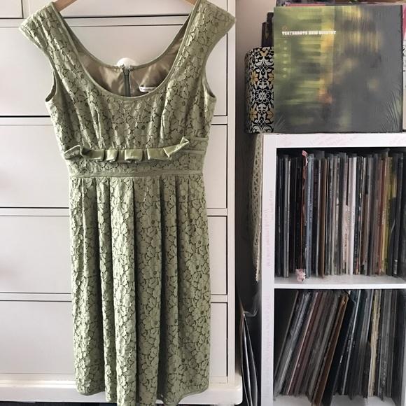 Anthropologie Dresses & Skirts - Nanette Lepore Derby Dress