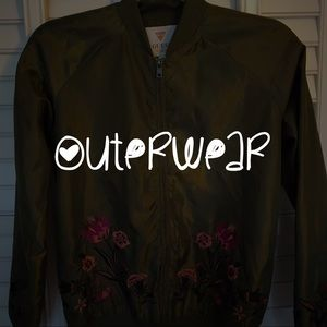Outerwear 🧥