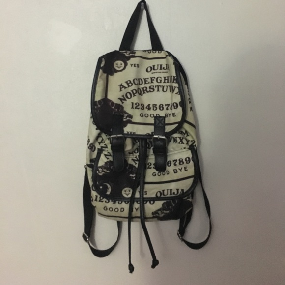 ab9a9bba48bc Hot Topic Bags | Ouija Board Bag | Poshmark
