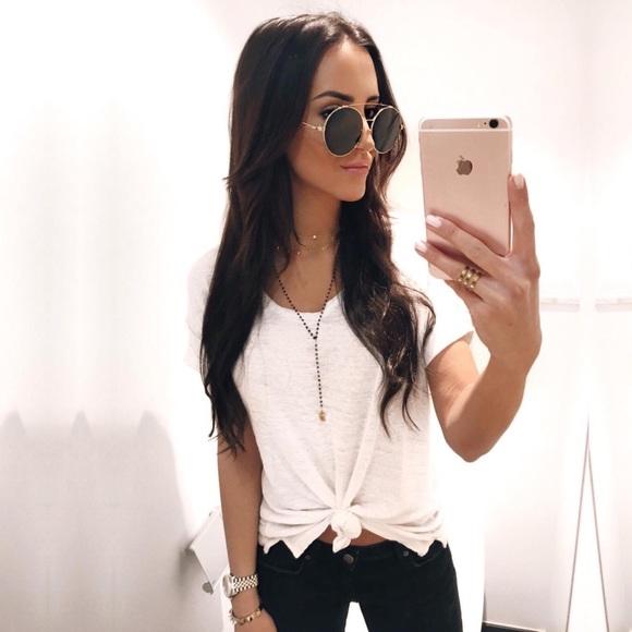 c1f7f4c50131 Givenchy Accessories | Oversized Mirror Round Sunglasses Gv 7048 ...