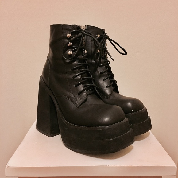 55f09422d14f   UNIF brat boot  . M 59a4ed654127d0e6610003ac. Other Shoes ...