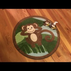 Other - Monkey bathroom accessories
