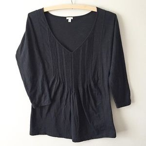 LAST CHANCE! ✨3 for $15✨ J. Crew 3/4 Sleeve Top