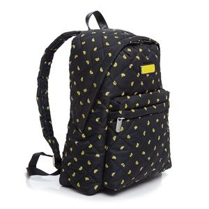 Marc by Marc Jacobs Crosby Lemon Quilted Backpack