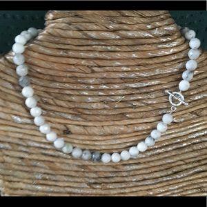 Jewelry - 🛍❤️Natural Jasper Necklace✨✨✨NEW✨