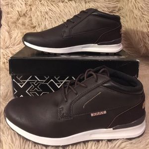 Brown XRAY Bevy Sneaker, size 12