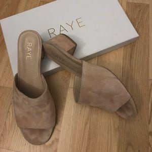 Raye the label mules