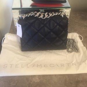 Stella McCartney Bags - Stella McCartney Soft Beckett quilted shoulder bag