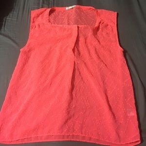 American Eagle Sz M sheer top