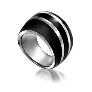 Womens Emporio Armani Jewelry Rings on Poshmark