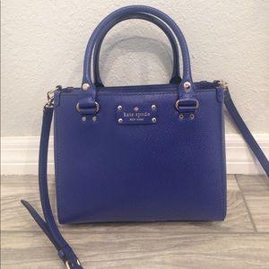KATE SPADE ♠️ Purple Bag - Like New