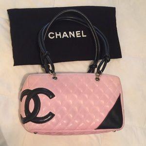 Chanel Cambon Bowling Bag
