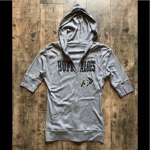 Tops - CU Buffs Hooded Sweatshirt