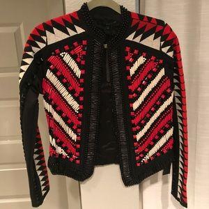 Jackets & Blazers - Beaded Jacket